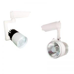 โคมไฟติดราง LED